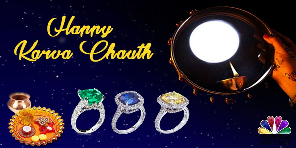 Celebrate This Karva Chauth Festival With Gemstones