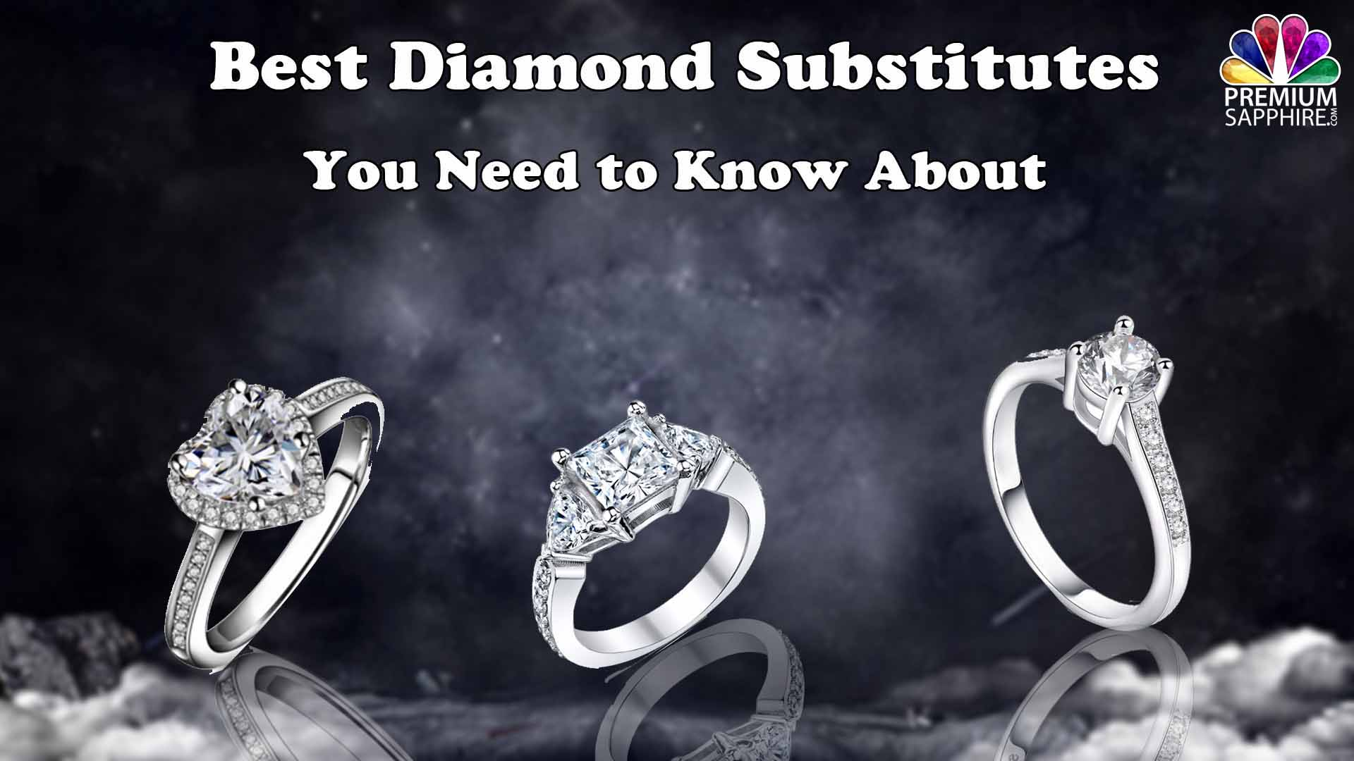 Best Diamond Substitutes You Need to Know About...